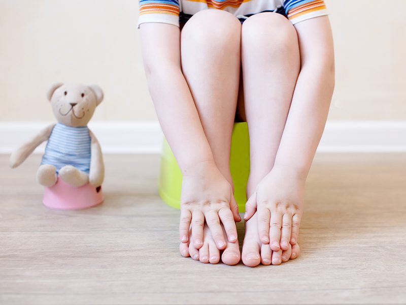 Potty training the challenging child – Where to start?